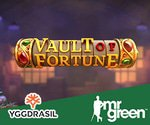 Vault of Fortune Slot from Yggdrasil Gaming