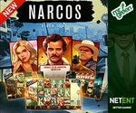 Mr Green NetEnt Narcos Slot