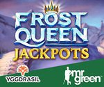 Yggdrasil Gaming Frost Queen Jackpots Slot