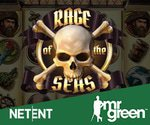 NetEnt Rage of the Seas Slot