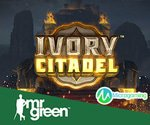 New Microgaming Ivory Citadel Slot