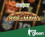 NetEnt Rise of Maya Slot