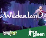 Play NetEnt's new Wilderland Slot at Mr Green Casino
