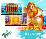 Relax Gaming New Erik the Red Slot at Mr Green Casino