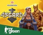 Yggdrasil Gaming Age of Asgard Slot