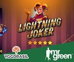 Yggdrasil Gaming Lightning Joker Slot