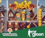 Yggdrasil Gaming Robin Nottingham Raiders Slot